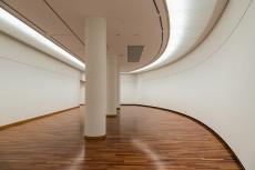 新潟市美術館の常設展示室